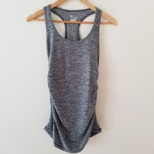New with tags   Athletic cinched tank top workout